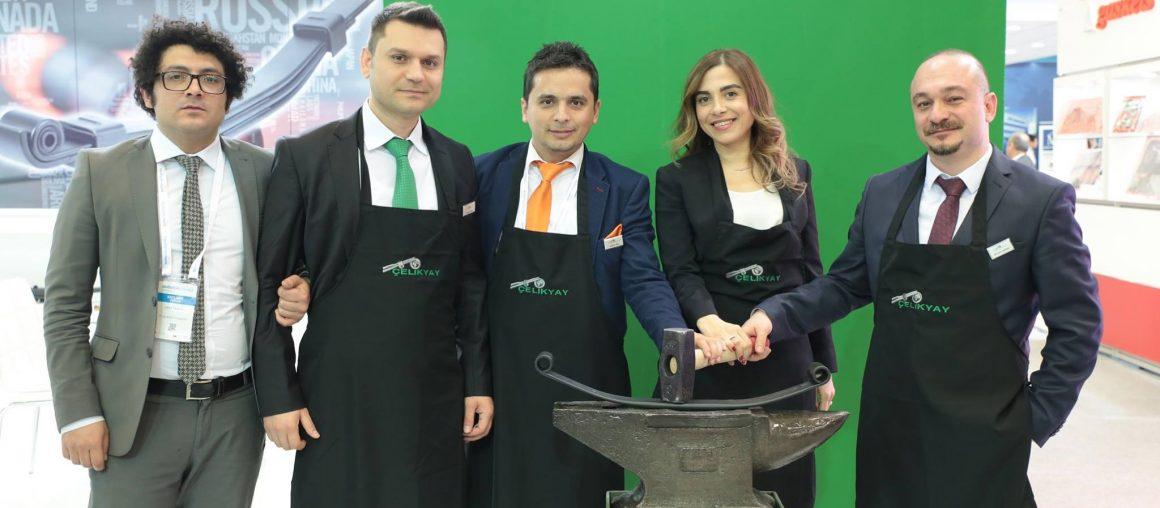 Мы на выставке Automechanica в Стамбуле